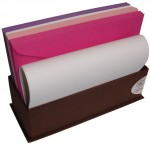 Desk Writing Set Flat Cards, Paper &#038; Envelopes